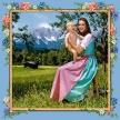 Photokunst Mother and Child aus der Werkreihe Heimatliebe