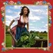 Photokunst Wild Cabbage aus der Werkreihe Heimatliebe