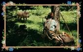 Photokunst Wild Boar aus der Werkreihe Heimatliebe