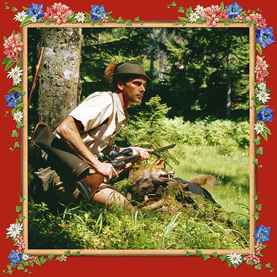 Photokunst Forest Guardian aus der Werkreihe Heimatliebe