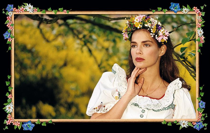 Photokunst The Fairy aus der Werkreihe Heimatliebe