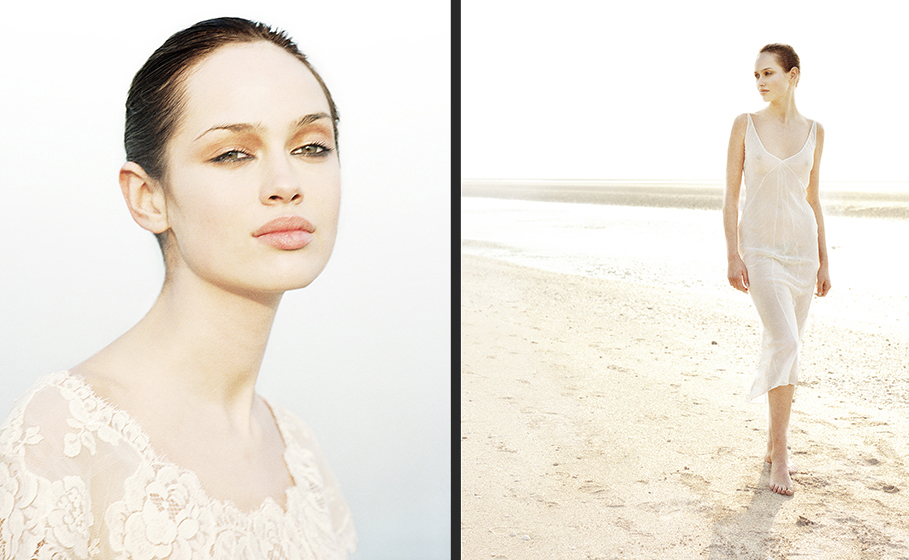 SUMMER WHITES I EDITORIAL IN DEAUVILLE