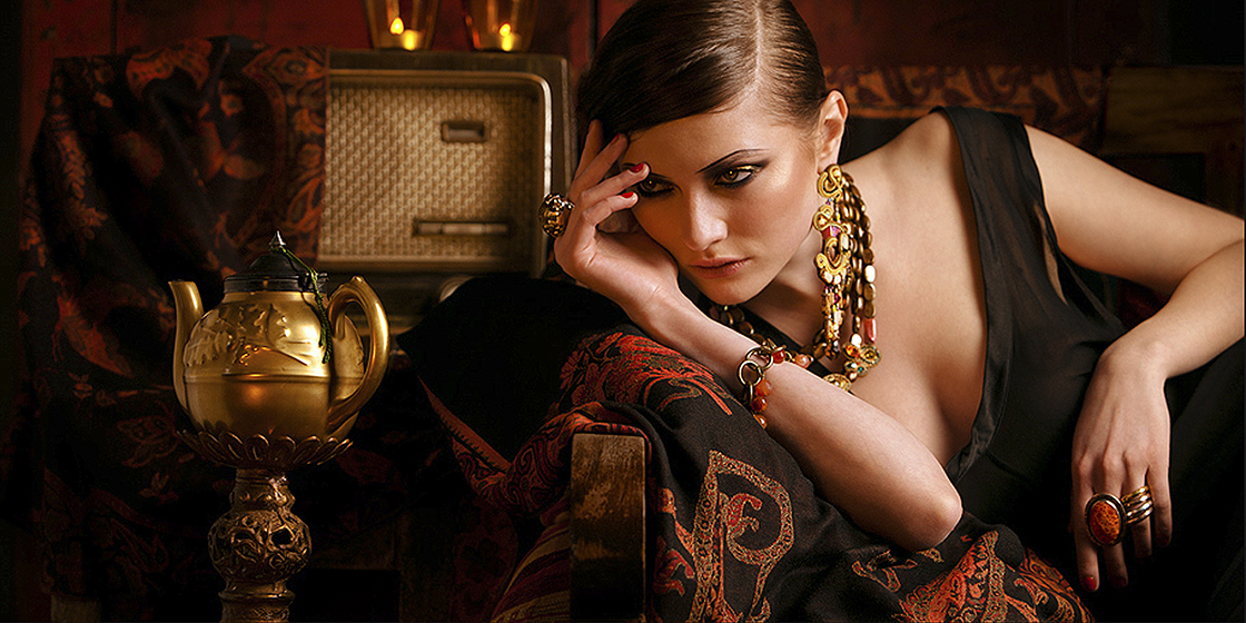 SHANGHAI NOON I BEAUTY & JEWELRY EDITORIAL