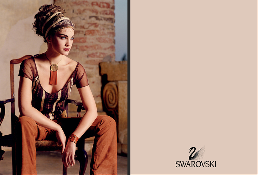 Schmuck Kampagne Swarovski©Sarosdy