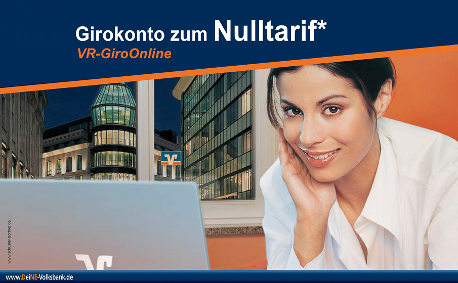 Volksbank Werbekampagne ©Sarosdy