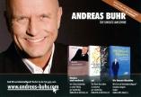 Buchtitel, Autorenportrait von Andreas Buhr
