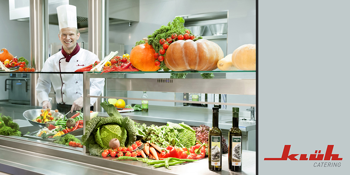Werbeaufnahme Gastronomie Klueh Catering©Sarosdy