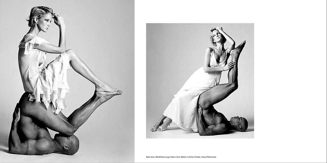 Modestrecke Editorial Modemagazin Abendmode©sarosdy
