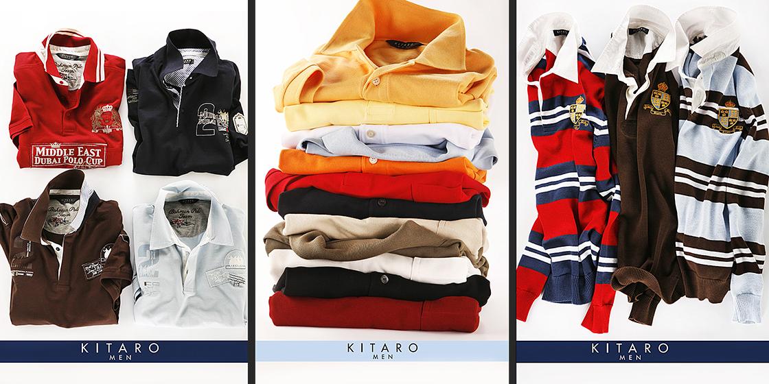 KITARO Katalog Herrenmode Legeware©sarosdy