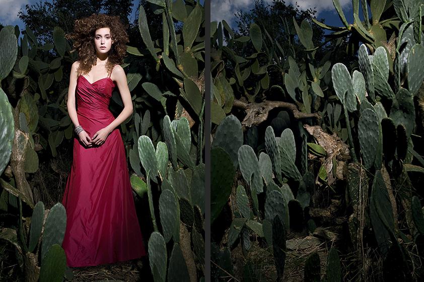 Mode Kampagne Barbara Schwarzer©sarosdy