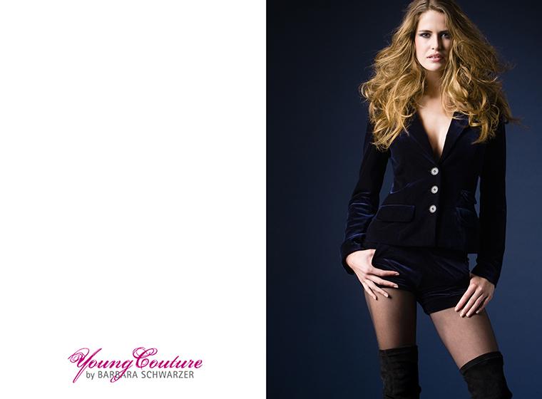 Mode Katalog Barbara Schwarzer©sarosdy