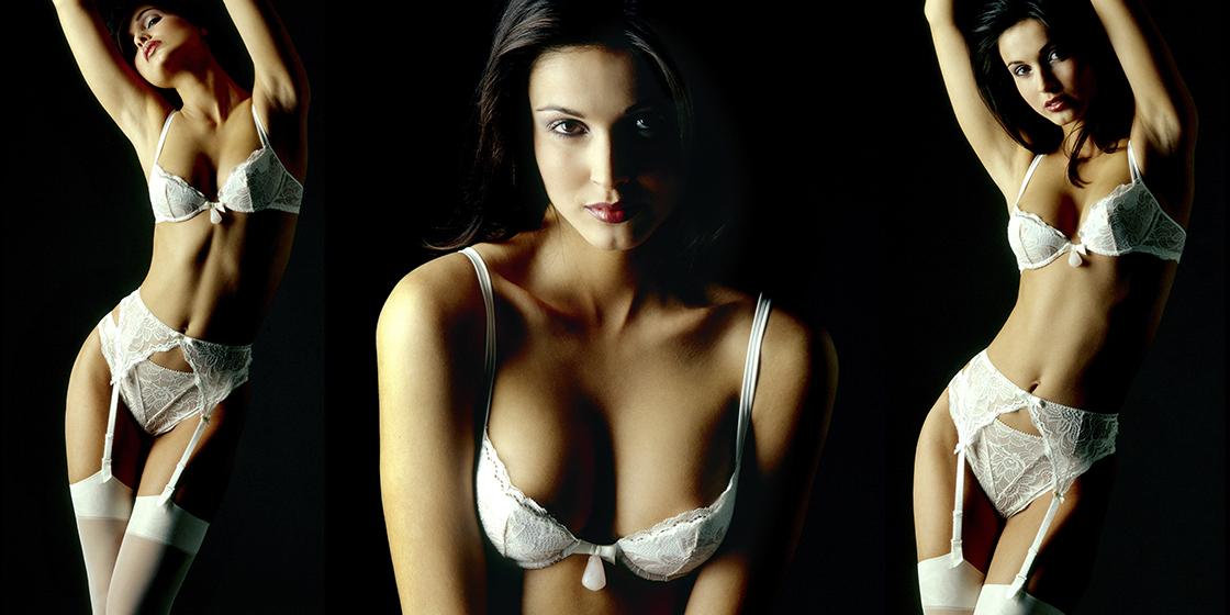 Kampagne Werbung für Schiesser Dessous Lingerie©Sarosdy