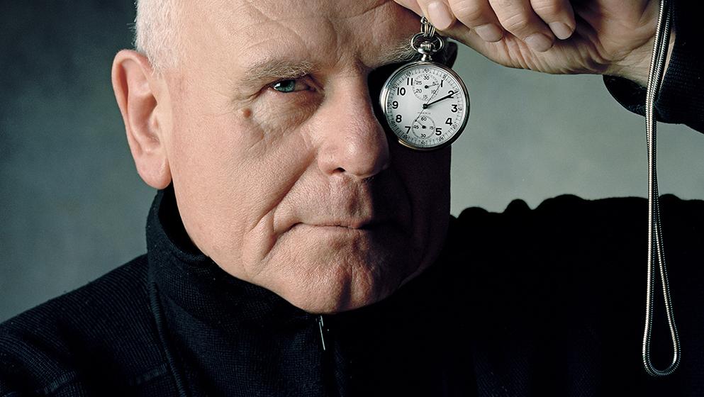 Charakterportrait von Klaus Rinke