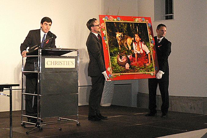 Auktion-von Sarosdy