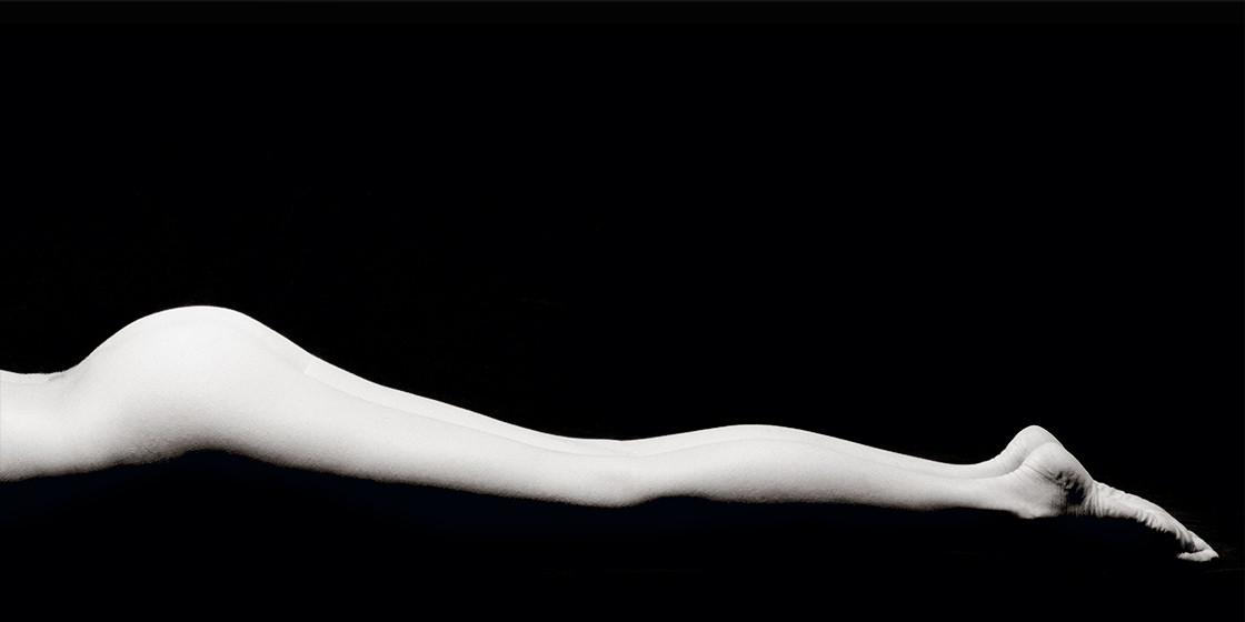 LONG LEGS Classic Black and White Nude Photography©sarosdy