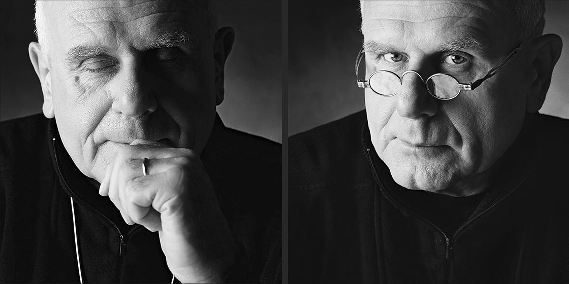 Kuenstlerportrait von Klaus Rinke ©Sarosdy