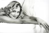 Damenportrait, SchwarzWeiss-Portrait ©Sarosdy