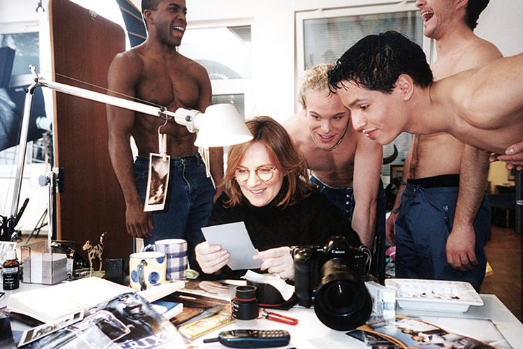 Anne - Marie von Sarosdy Plattencover Photoshooting im Phototudio Duesseldorf@sarosdy