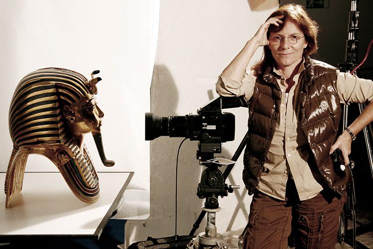 Anne - Marie von Sarosdy Tutanchamum Katalog Shooting©sarosdy